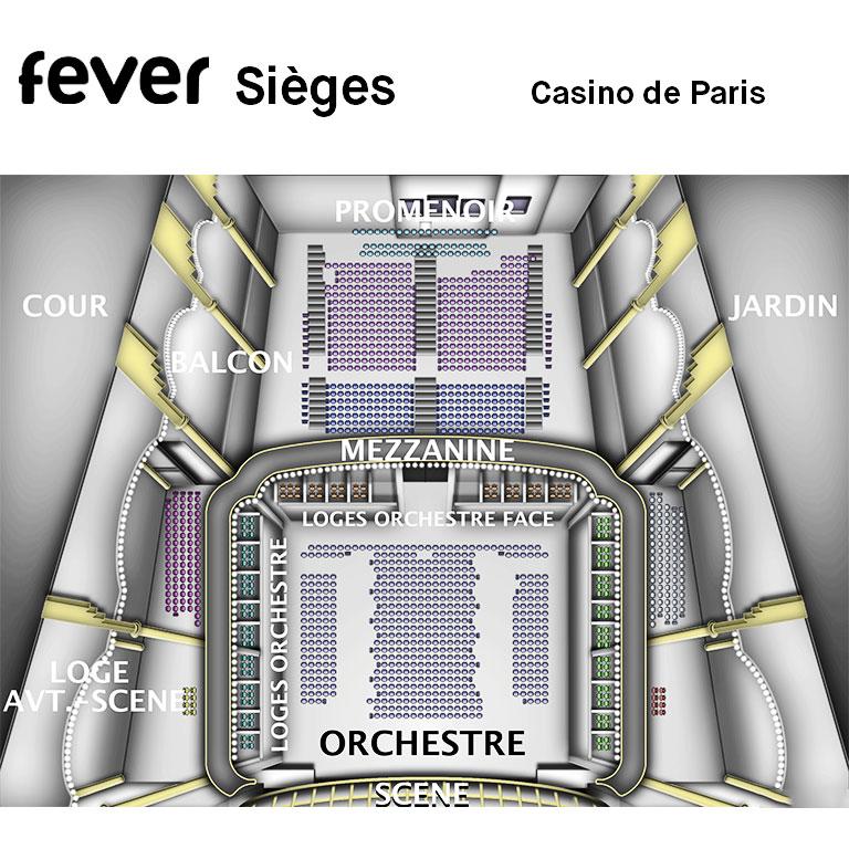 Casino de paris plan grand eagle casino no deposit codes 2013
