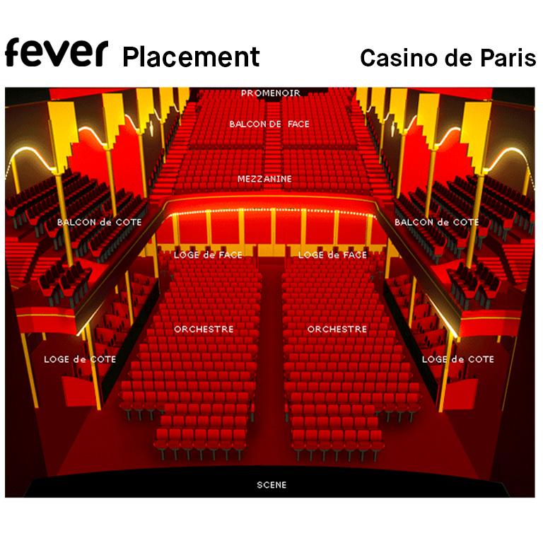 Balcon Cote Cour Casino De Paris Sbilicgreentudepor